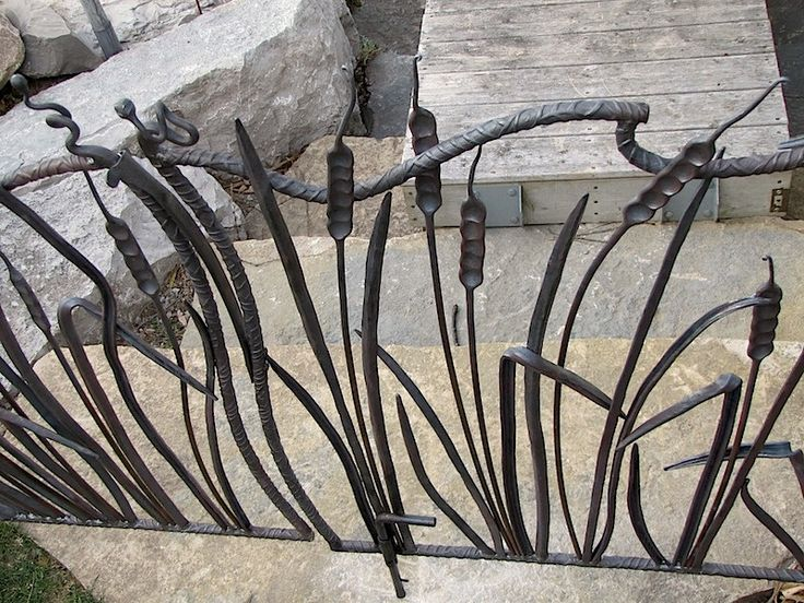Architectural Forged Metalwork Images