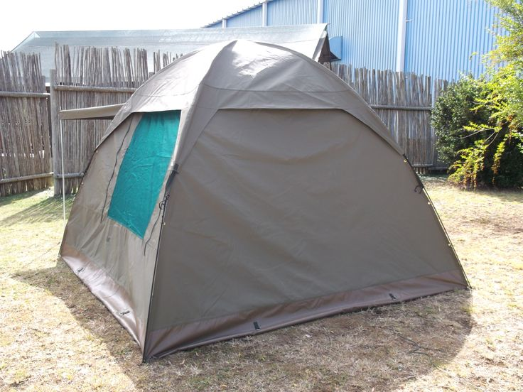 2window gemsbok bow tent