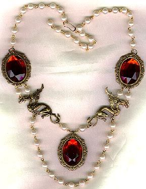 In the 15th and 16th centuries, jewelry transitioned from religious and symbolic to more modern and stylish. Whereas jewelry of the Middle Ages was inspired by ecclesiastical influences, Renaissance pieces were increasingly inspired by real-life and nature, offset by the discovery of the New World. The Renaissance marked a new era- and jewelry was allowed to be worn for beauty and fashion.
