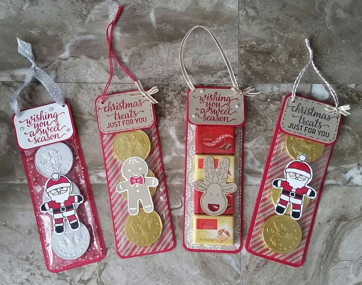 Stampin' Up! Demonstrator stampwithpeg – Christmas Craft Fair makes : Hanging…