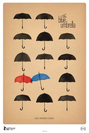 Синий зонтик (The Blue Umbrella)