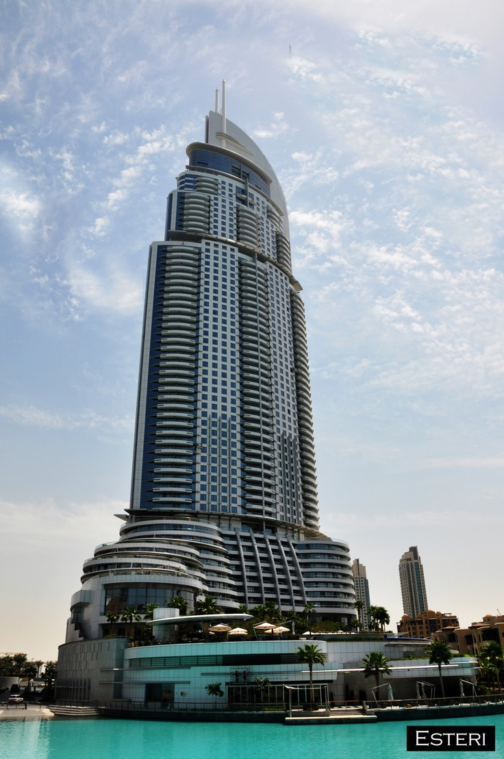 4384 best images about modern futuristic architecture on for Dubai hotels near burj khalifa