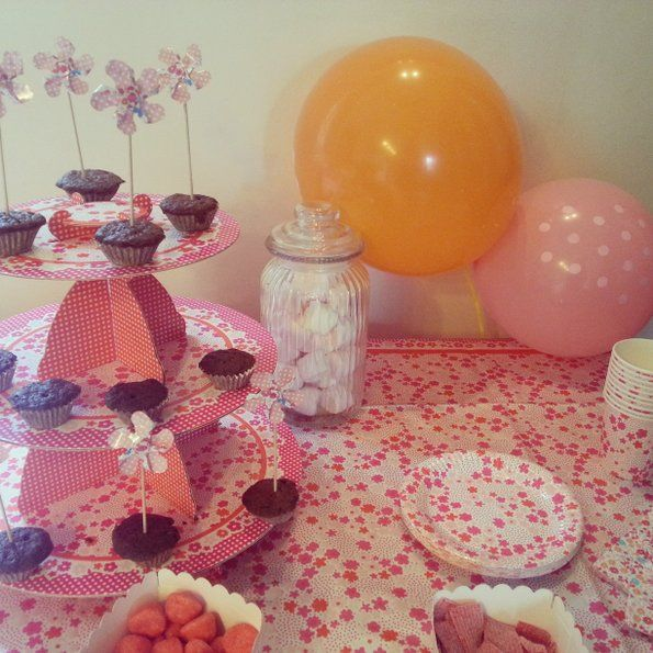 19 best images about anniversaire de petite fille on pinterest pajama party cereal bars and. Black Bedroom Furniture Sets. Home Design Ideas
