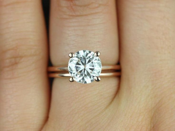 Fabulous Rose Gold Solitaire Ring for Wedding that You Must See https://fasbest.com/rose-gold-solitaire-ring-wedding/