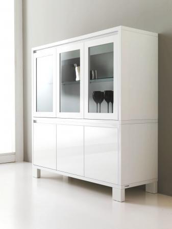 Modern White Furniture best 25+ modern display cabinets ideas only on pinterest