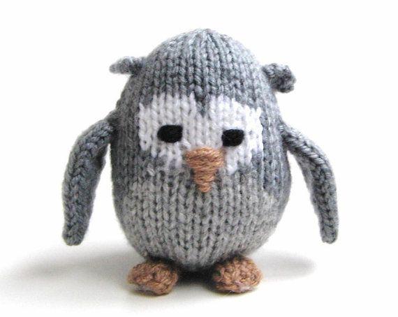 Knitting Animals Amigurumi : Best images about knitting owls on pinterest ravelry