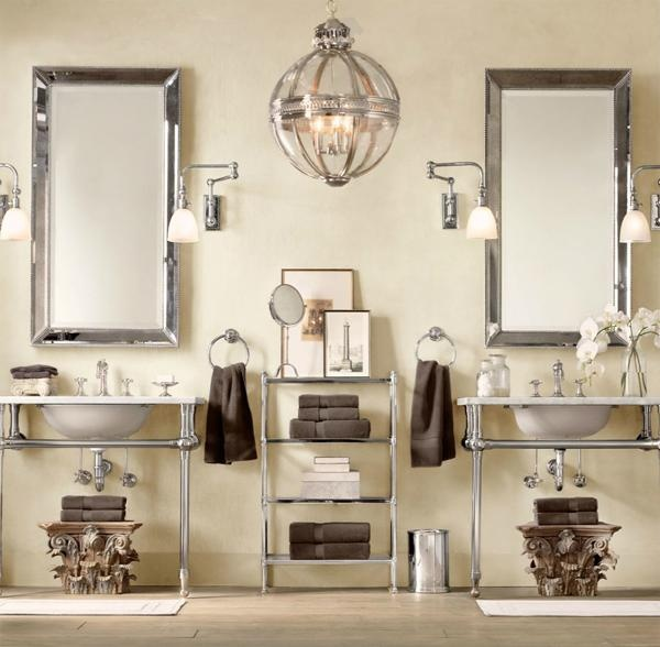 Modern Bathroom Design Trends in Storage Furniture, 15 Space Saving Ideas for Bathroom Storage