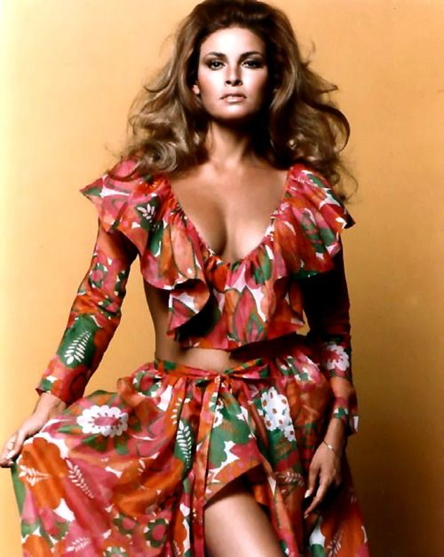 Raquel Welch-Probaly still the most beautiful woman