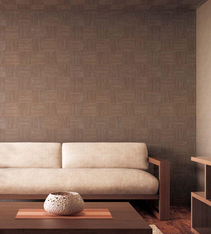 現代建築にも取り入れやすい和モダンスタイル|コーディネート紹介|サンゲツ