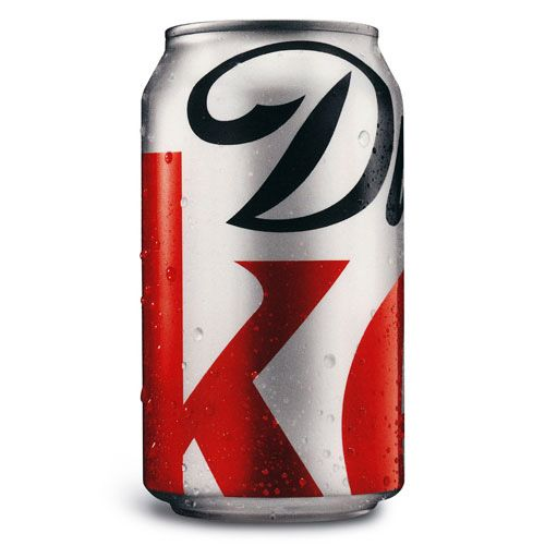 Diet Coke Redesign by Turner Duckworth | Allan Peters