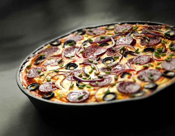 Tortilla z Chorizo i serem Manchego - Kuchnia Lidla #lidl #przepis #chorizo #ser