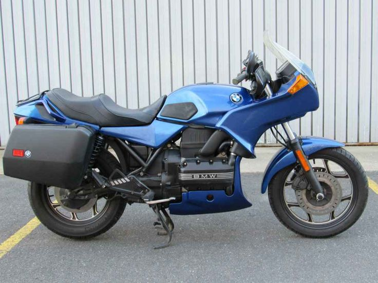Used 1990 BMW K75S Motorcycles For Sale in Connecticut,CT. Very clean and well equipped K75S. Upgraded 4 hole fuel injectors, rear running lights, Tom Tom Rider GPS, Corbin Saddle, BMW Saddlebags and hand guards. The oil was changed this July and the Fork seals and oil were changed earlier this year. The splines were lubed befor 20,000 miles and we have just installed a new battery and done a state of CT used bike inspection.