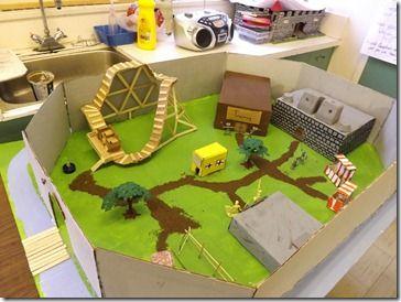 Project-Based Learning: Ancient Civilizations Amusement Park