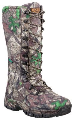 RedHead Rattlestrike 13'' Waterproof Snake Boots for Men - TrueTimber HTC… #camping #hiking #outdoors #shooting #fishing #boating #hunting