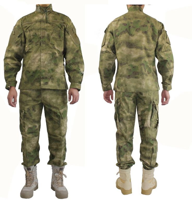 A-tacs FG AT Camouflage New Arrival Inspired Military Tactical Hunting American Training Uniform Camouflage Ver5 Suits Clothes
