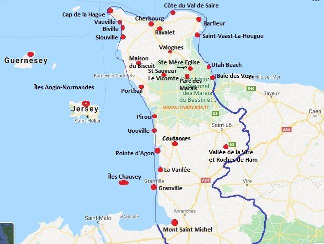 Visiter La Manche 26 Choses A Faire Et A Voir Guide Complet Iles Chausey Cite De La Mer Vauville