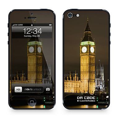 Da Code ™ Skin for iPhone 4/4S: London (City Series) - Accessories for iPhone 4/4S