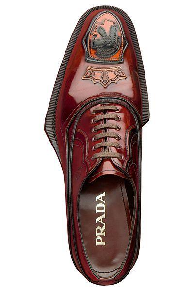 Prada Men´s Shoes Collection