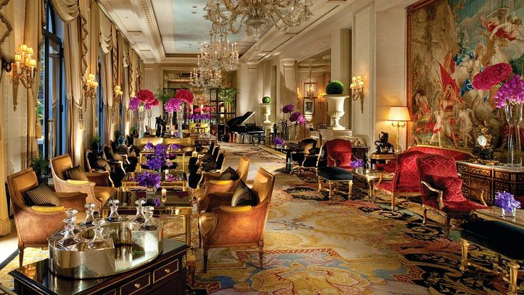 Four Seasons George V Paris