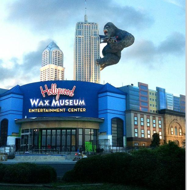 Hollywood Wax Museum Entertainment Center Myrtle Beach Sc