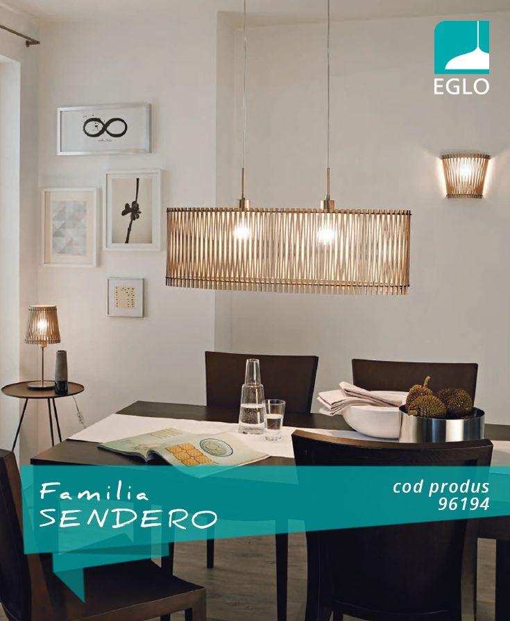 Corpurile de iluminat pentru bucătării sau pentru zona de luat masa, create din materiale naturale, reprezintă noua etapă în design interior.