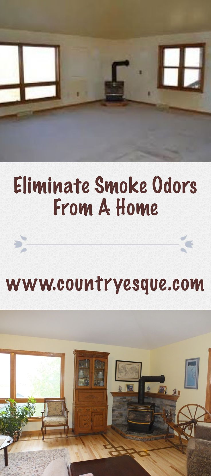 How To Eliminate Smoke Odors From A Home