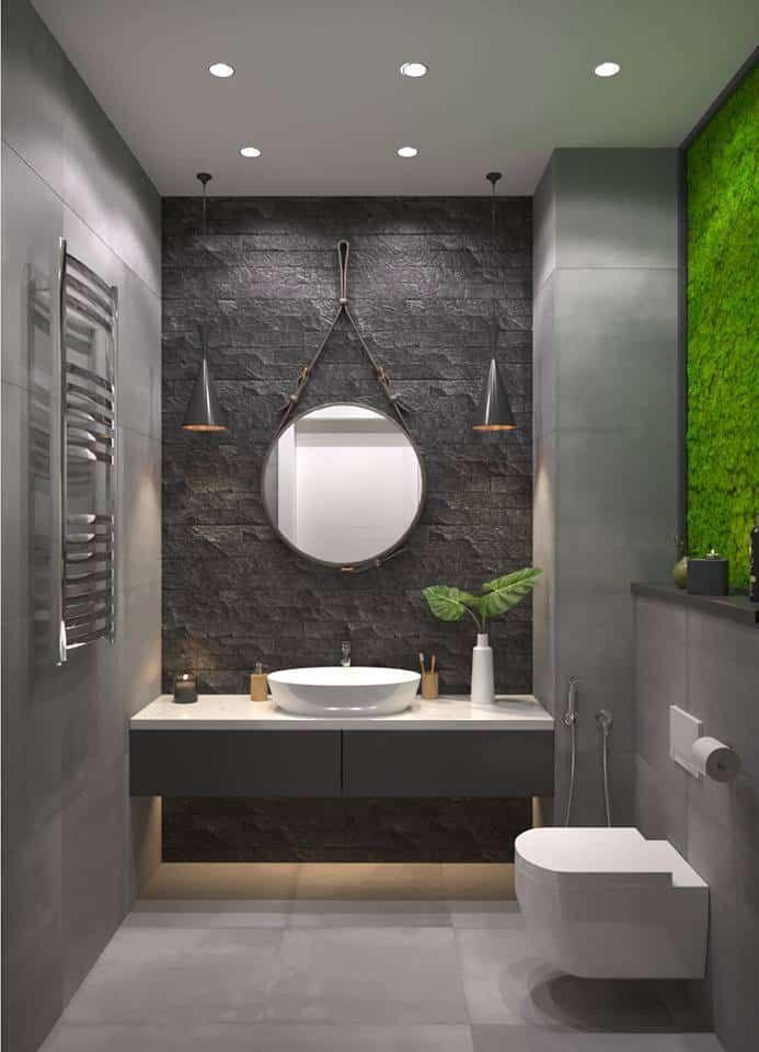 Top 7 Bathroom Trends 2020 52 Photos Of Bathroom Design Trends 2020 35 In 2020 Modern Bathroom Trends Bathroom Trends Modern Bathroom Design