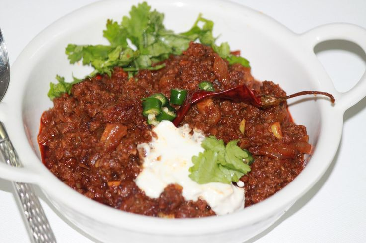 We all turn crazy while choosing which dish to order or prepare from Punjabi Cuisine, to serve with naan or tandoori roti. Well here is one simple dhaba style minced mutton preparation perfect for a quick meal. The surprising fact is, that all the ingredients are available in your kitchen so you don't need to rush to your nearest dhaba or restaurant. This delicious side dish recipe is sure to win your family's heart as it is easy to make, tasty, flavourful and health. Serve&...