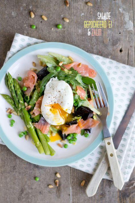 Waarom zou je met de Paasbrunch alleen broodjes eten? Serveer bijvoorbeeld ook eens een salade. In dat geval ga ik natuurlijk wel voor een salade met ei. Een gepocheerd ei zelfs. En dat is helemaal niet zo moeilijk om te maken. Lange tijd dacht ik dat het ontzettend moeilijk en ingewikkeld was om een ei te... LEES MEER...