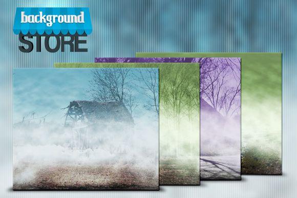 Free Foggy Background by BackgroundStore.deviantart.com on @deviantART