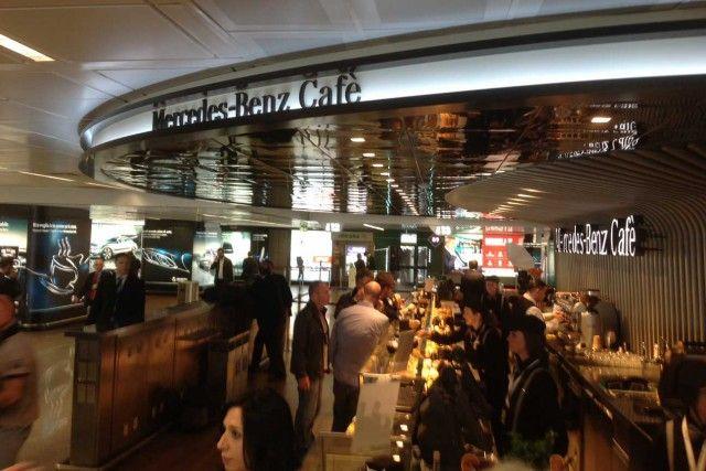 mercedes benz cafe - Buscar con Google