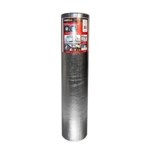 Reach Barrier 4 ft. x 10 ft. Double Reflective Insulation Roll with Double Air DD48010 at The Home Depot - Mobile