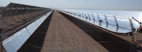 Solarthermie: Deutsches Know-how für Marokkos Energiewende