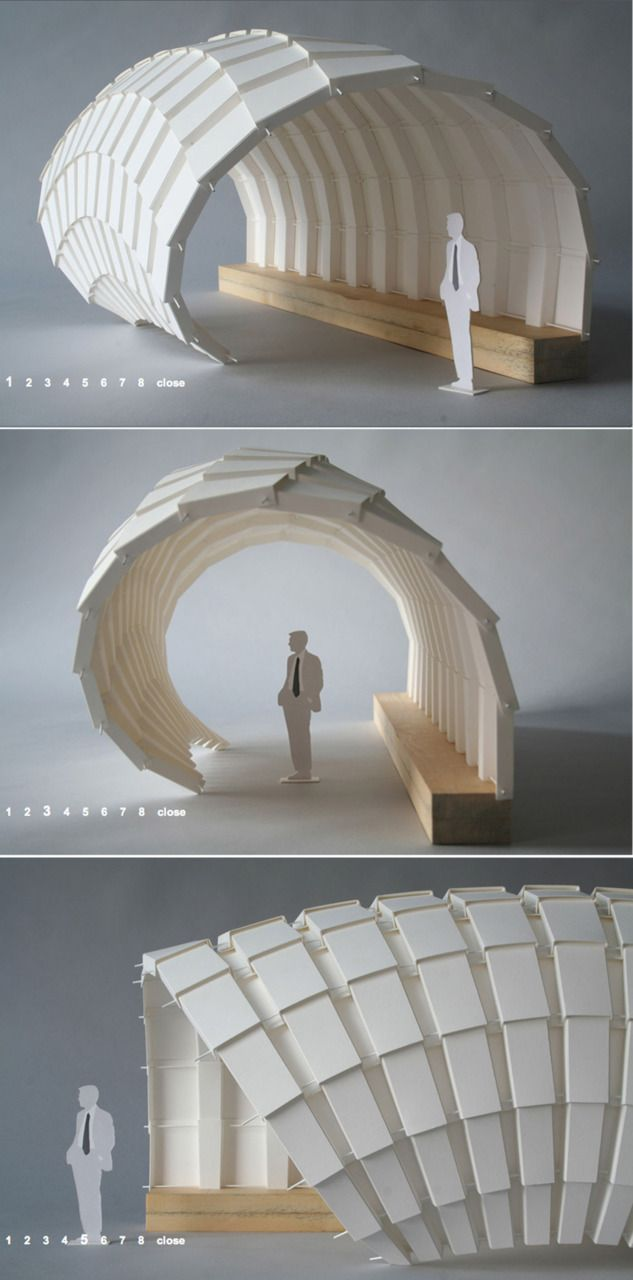 Shade Structure, Moorhead & Moorhead. Phoenix, Arizona (Schematic Design) #Arts Design