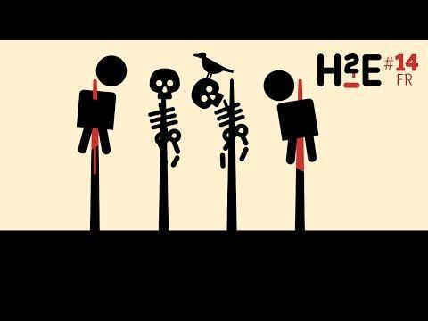 horror humanum est  Websérie animée de courts documentaires historiques Site officiel : http://www.horrorhumanumest.info Tipeee : https://www.tipeee.com/h2e