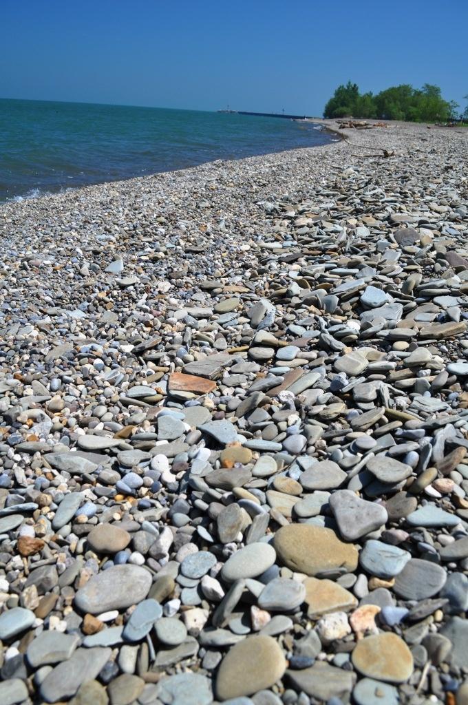 Shoreline Stabilization Work Begins Along Lake Erie Beach ...   Best Lake Erie Beaches Ohio