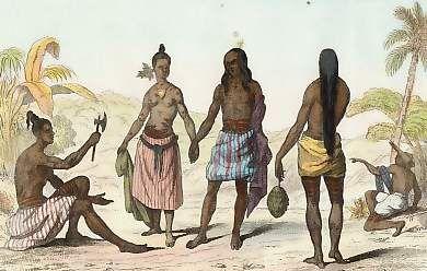 Rotuma, Fiji 1837