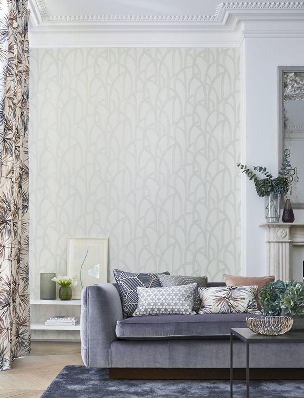 Momentum 4 Wallcoverings Collection by Harlequin. #interiordesign #harlequin #wallpaper #momentum #malcolmfabrics