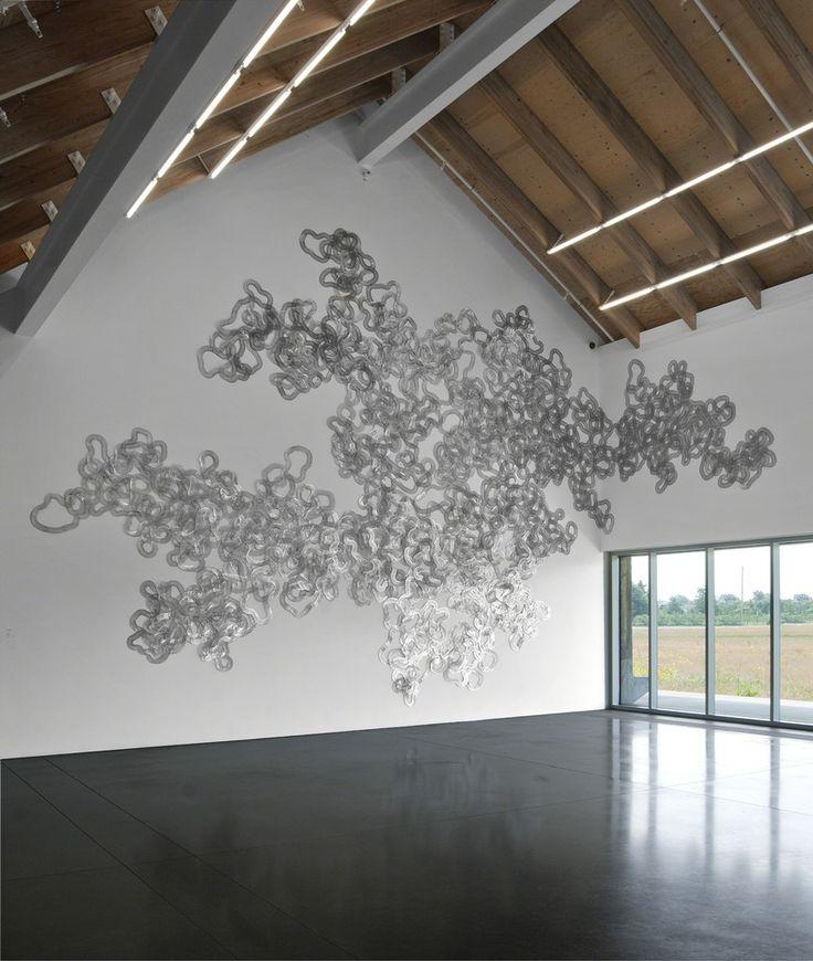 Tara Donovan, Unitled, 2015, Parrish Art Museum