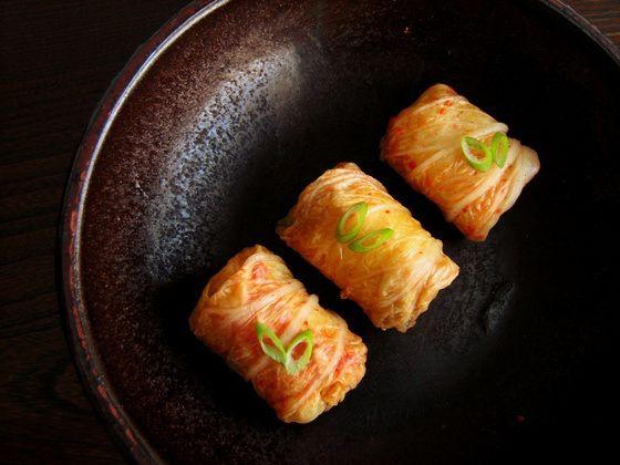 yummie! aber tofu anstelle des reises