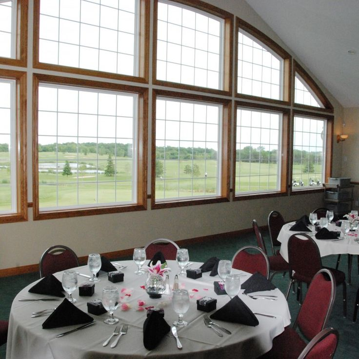 Sandcreek Golf Course weddings special events banquets