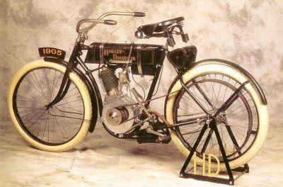 1905 Harley-Davidson.