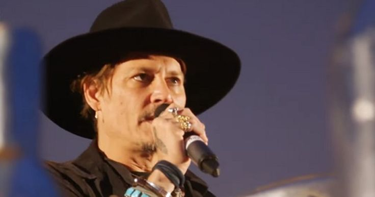 Johnny Depp: 'When Was The Last Time An Actor Assassinated a President?': Evidently, saying you want to assassinate the President of the United States is now a good way to get press for your sh**ty movies