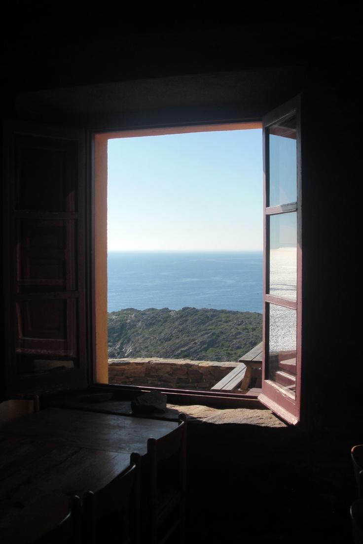 From Restaurante Cap de Creus