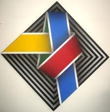 'Corteza del Arco Iris' Omar Rayo.