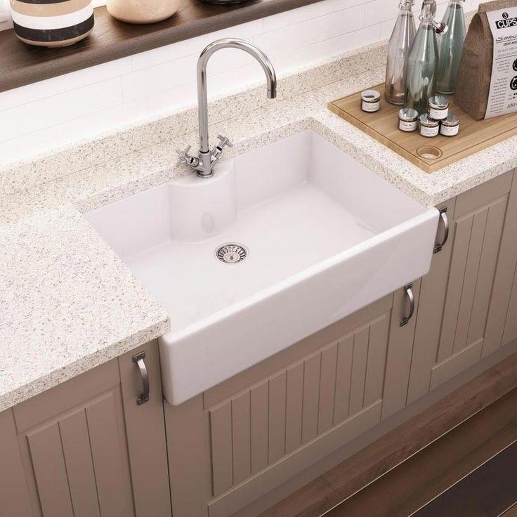 Best 25+ Ceramic kitchen sinks ideas on Pinterest | Double kitchen ...
