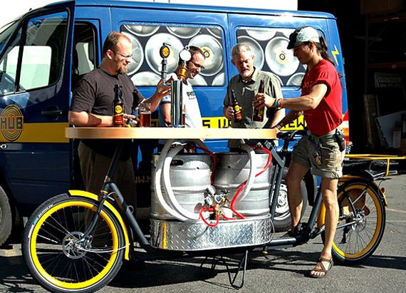 The Coolest Bike Food Carts - Jetsetta