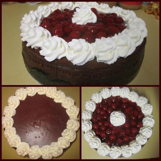 Will Torrent's Black Forest Cupcakes Recipe — Dishmaps