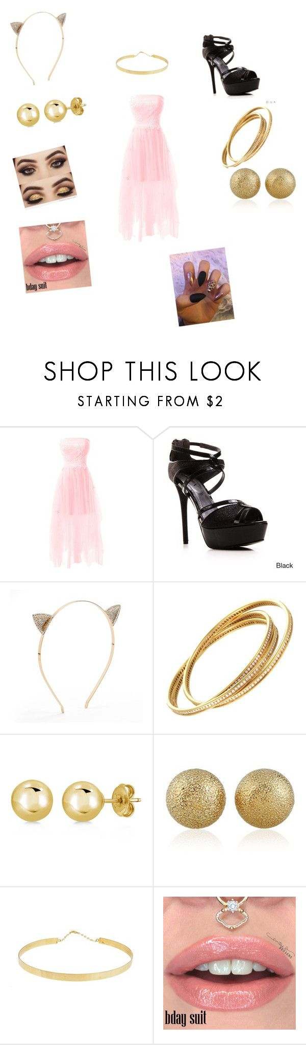 """""""llorar lloviendo"""" by vyesica-yv on Polyvore featuring Gomax, Apt. 9, Cartier, BERRICLE and Lana Jewelry"""