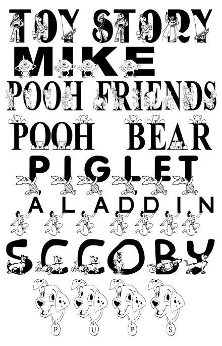 17 best images about fonts on pinterest
